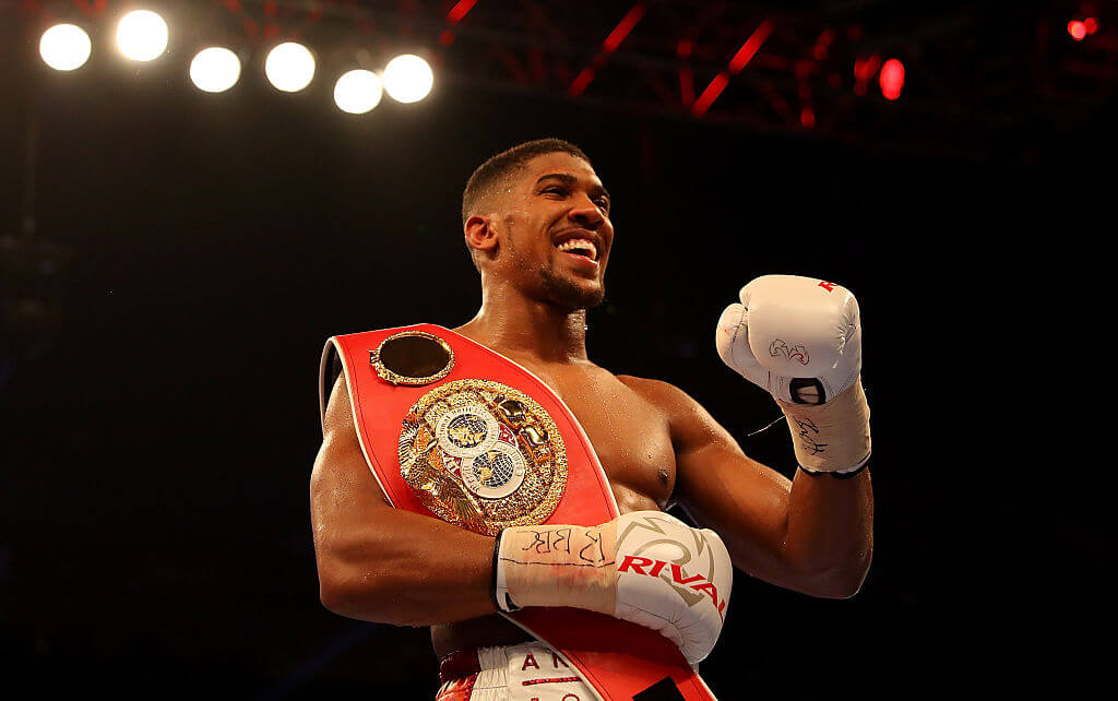 Anthony Joshua v Wladimir Klitschko mega-fight '99% done'