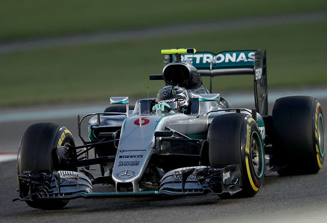 Mercedes start their hunt for Nico Rosberg's replacement