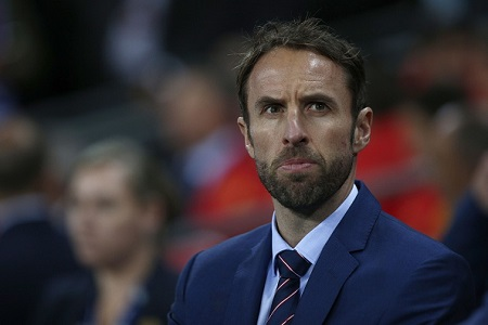 How have Southgate's England odds changed over time?