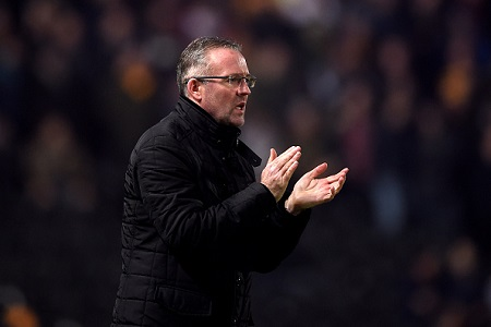 Paul Lambert looks set to be named next Wolves Manager