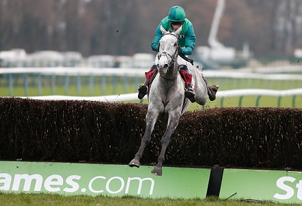Bristol advertises Gold Cup claims in scintillating Peter Marsh win