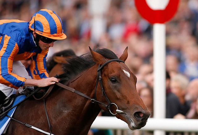 Churchill clear Guineas favourite after Dewhurst win