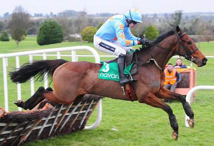 Money coming in for Un De Sceaux in the Tingle Creek