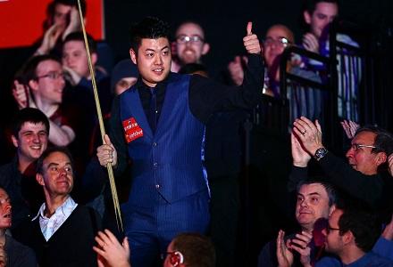 Wenbo's a winner! 125/1 pick is our weekend hotshot