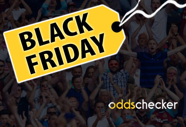 Bookies brace themselves for a bumper Black Friday