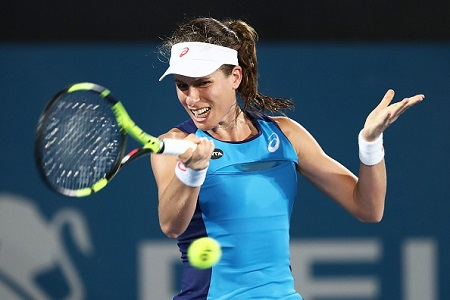 Johanna Konta to win the Australian Open?
