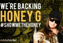 Honey G can go all the way in X Factor