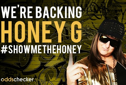 We're backing Honey G to go all the way