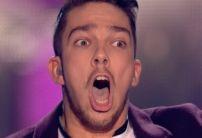 Matt Terry the new Christmas No 1 Favourite