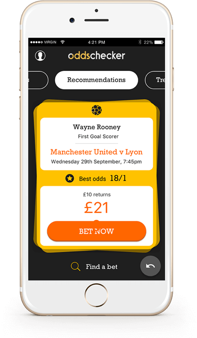 best football odds app