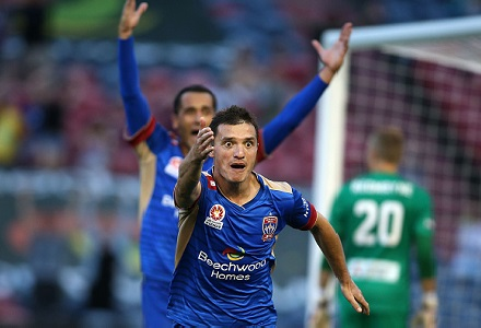 Jets can record rare derby win