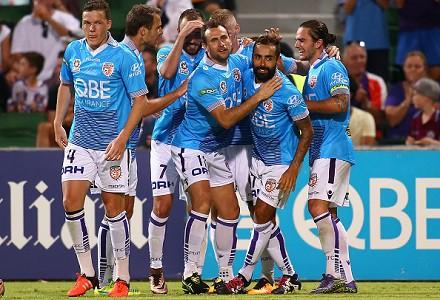Perth can edge a high-scoring affair