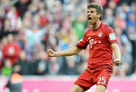 Dominant Bayern set to silence Gunners