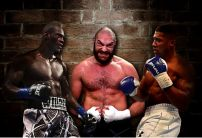 World Heavyweight Champion Comparison