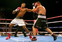 Joshua to star on super Saturday of Boxing