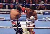 Joshua fireworks can blast Martin away