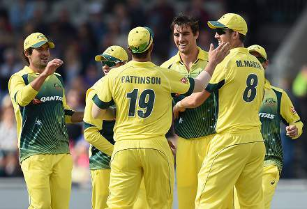 Tuesday 8th - Third ODI - England v Australia