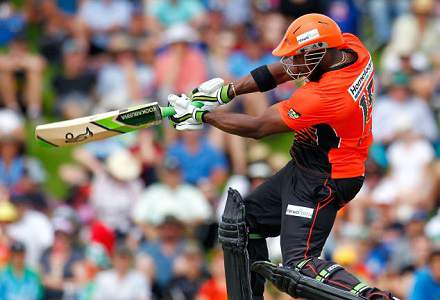 Perth Scorchers v Adelaide Strikers