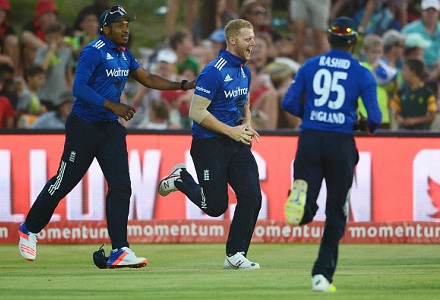 Back England to wrap up ODI series win