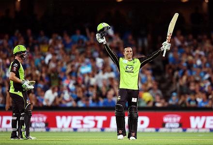 Khawaja can fire Thunder to Big Bash glory