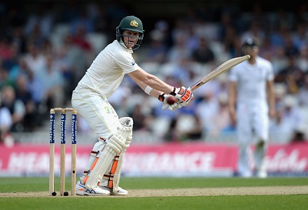 Smith can lead Australia from the front