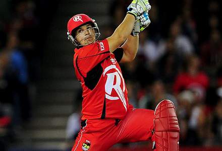 Melbourne Renegades v Perth Scorchers