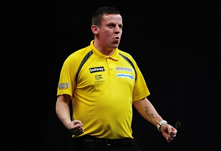 Back Chizzy to hit at least four 180's in Cardiff