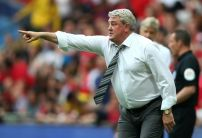 Support for Steve Bruce as FA want to speak to Hull boss