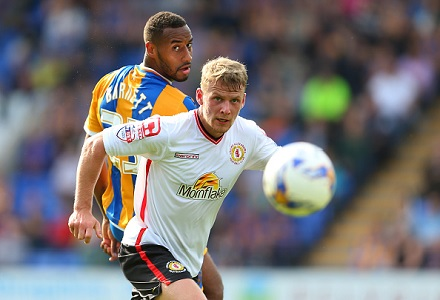Crewe v Mansfield Betting Preview