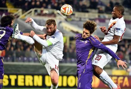 Fiorentina v Roma Betting Preview