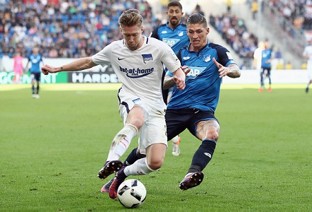 Hertha Berlin v Borussia Monchengladbach Betting Preview