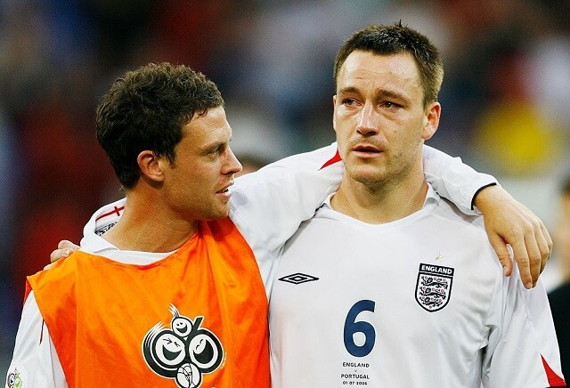 England manager considers recalling John Terry