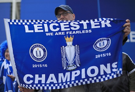 Things more likely than Leicester City's title win