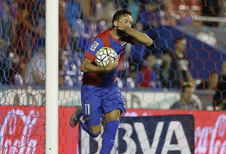 Morales can fire Levante to Friday night win