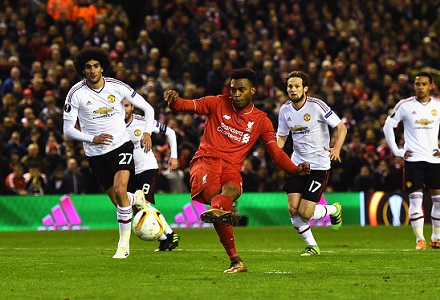 'Overs' the outstanding Anfield bet