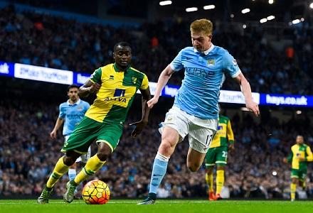 Premier League Team Focus: Man City