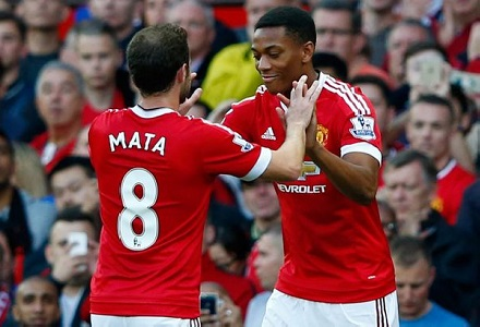 United can cash in on porous Everton defence