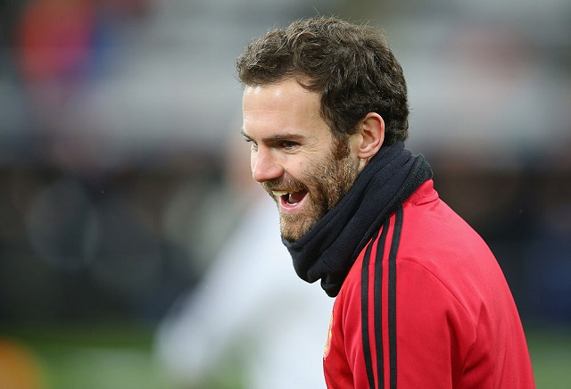 Transfer Rumours: Juan Mata set to become a blue once more