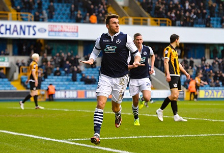 Goals could be thin on ground at Millwall