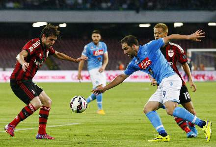 Napoli v AC Milan Betting Preview