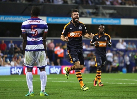 Newcastle odds on to win the Championship after QPR drubbing