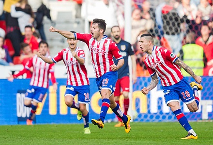 Back Gijon to win with something to spare
