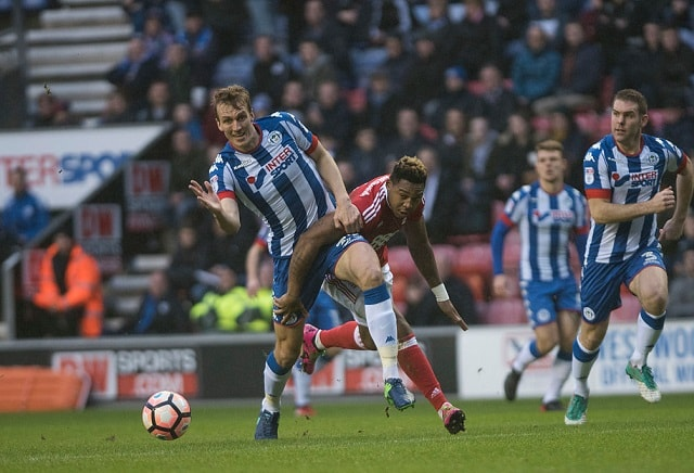 Expect Wigan to flex muscles after interval