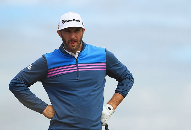 The Open: Day and Johnson lead the betting field