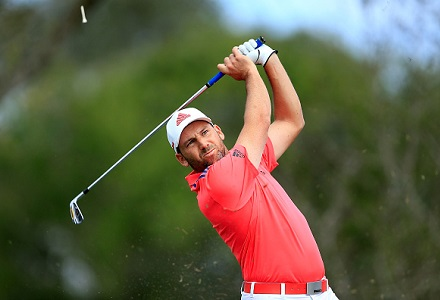 Side with Sergio in WGC Match Play