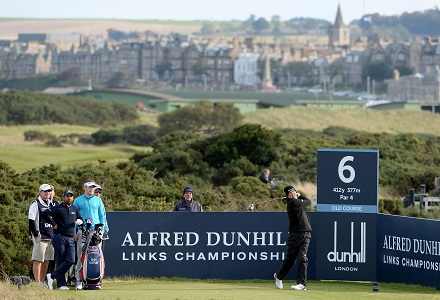 Alfred Dunhill Links Championship Preview - Niall Lyons
