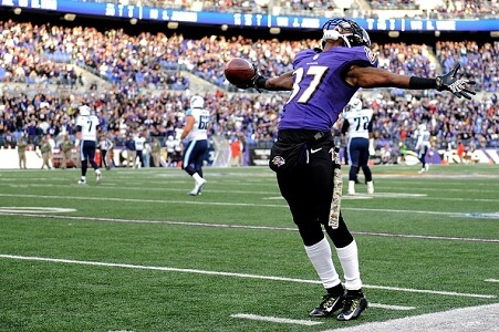 Oakland Raiders at Baltimore Ravens Betting Preview