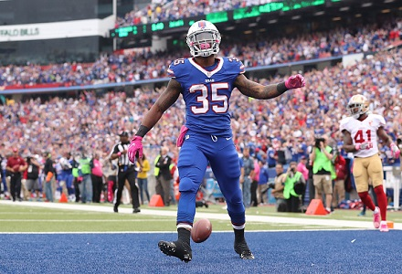 New England Patriots at Buffalo Bills Betting Preview
