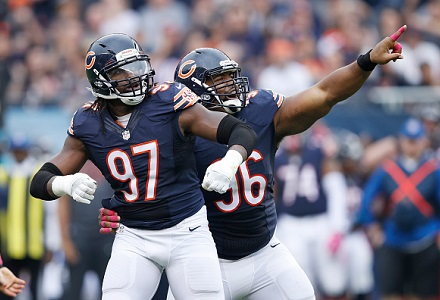 Chicago Bears at Green Bay Packers Betting Preview