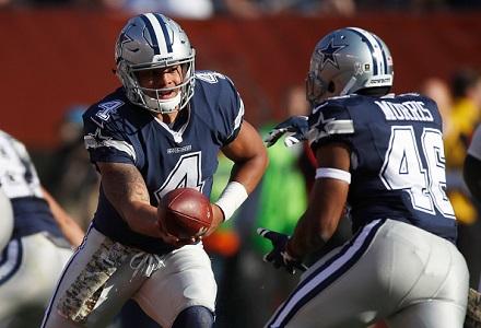 Washington Redskins at Dallas Cowboys Betting Tips & Preview